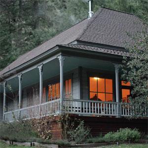 Leonard lake reserve lodging for Big house blog